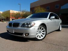 BMW: 7-Series 750iL 4.8L