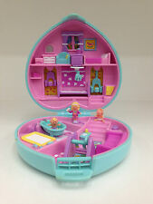 POLLY POCKET Vintage Bluebird 1994 Babytime Fun *COMPLETE w/ VISIBLE GOLD LOGO*