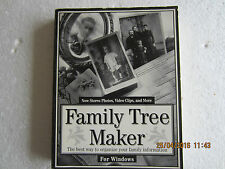 ALBERO Genealogico maker manuale-Windows-Banner BLU - 1994