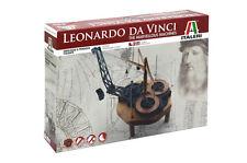 KIT ITALERI LE MACCHINE DI LEONARDO DA VINCI OROLOGIO A PENDOLO VOLANTE ART 3111
