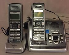 Uniden cordless phone/answering machine w/extra handset & charge base, DECT 2080