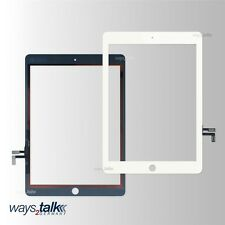 ORIGINAL QUALITY iPAD AIR TOUCH SCREEN DIGITIZER SCHEIBE GLAS WEIß WEISS WHITE