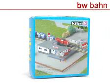 Kibri Spur N Bausatz 7469 MIRO Öl-Verkaufslager mit Abfüllanlage und Büro Neu