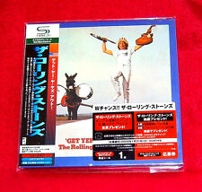 ROLLING STONES GET YER YA YA'S OUT JAPAN AUTHENTIC SHM MINI LP CD NEW UICY-93797