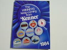 Kenner Star Wars 1984 Toy Fair Dealer Catalog Super Powers Knight Rider Rare