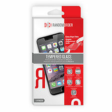 New in Package Random Order Apple iPhone 6 6S Tempered Glass Screen Protector