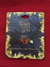 Beauty And The Beast Live Action Emma Watson Belle Cosplay Pinky Ring Hot Topic
