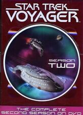 NEW - Star Trek Voyager - The Complete Second Season