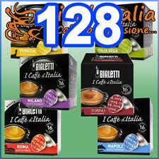 128 Capsule caffè BIALETTI A SCELTA Mokespresso cialde alluminio - Mokona