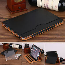 """Flip Leather Wallet  Smart Case Cover Stand Wake Protector for iPad Pro 9.7"""""""