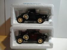 National Motor Museum Mint 1931 Ford Model A Truck & Car Set 1:32