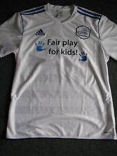 Adidas-Fußball Trikot-Gr.L-White it-Alliance for Children-Fair Play for Kids