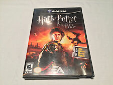 Harry Potter and the Goblet of Fire (Nintendo GameCube) Complete Excellent!