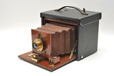 No.5 Folding Kodak Camera & Improved Model ca. 1890-97