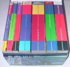 HARRY POTTER The Complete Collection 1-7 Taschenbücher Books - J.K. Rowling