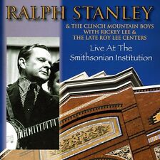 Live At The Smithsonian Institution - Ralph & Clinch Mountain S (2007, CD NIEUW)