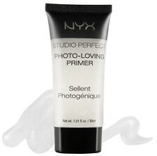 NYX Studio Perfect Photo Loving Primer SPP01 Clear Brand New With Plastic Sealed