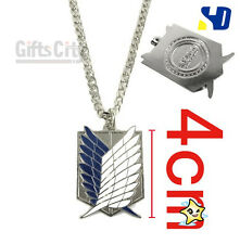 Attack on Titan Shingeki no Kyojin Levi Scouting Recon Corps Necklace #07