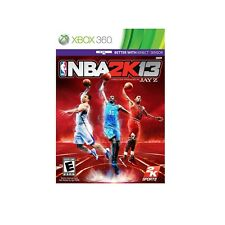 Microsoft Xbox 360 NBA 2K13 Basketball NEU OVP Deutsche Kaufversion
