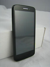 Straight Talk Alcatel OneTouch Pixi Charm LTE Black Bundle Scratches
