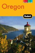 Fodor's Oregon, 5th Edition (Full-Color Gold Guides)-ExLibrary