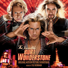 Incredible Burt Wonderstone / O.S.T. - Lyle Workman (1900, CD NEU)