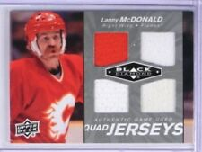 10-11 Black Diamond Lanny Mcdonald quad jersey #QJ-LM *32577