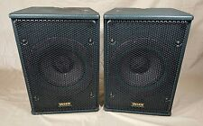 Tannoy Superdual S250 Speakers Made in the United Kingdom (Pair)