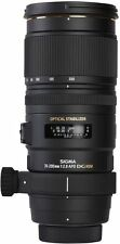 Sigma EX 70-200mm F/2.8 APO HSM DG OS Lens (Nikon FIT) UK Stock