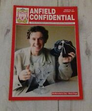 422) Anfield Confidential magazine November  1995 issue