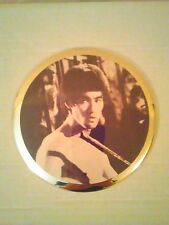 Bruce Lee  Enter The Dragon 6 inch Button 1990s