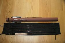 Flextec Spring Creek Trout Fly Fishing Rod 10ft AFTM 5/6 Hard Cordura Case