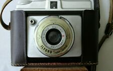 ILFORD SUPER SPORTI CAMERA MADE IN WEST GERMANY  WITH LEATHER  CASE