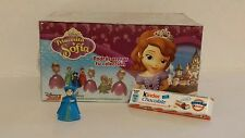 Princess Sofia ( 6 Chocolate Eggs with Toy Surprise/Free, 1 Kinder Choc Bar