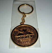 "ASHLEY NUMBER ONE FURNITURE IN NORTH AMERICA 2"" METAL KEY CHAIN"