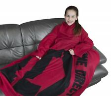 One Direction 'Crush 3' Cosy Wrap Blanket Sleeved Fleece