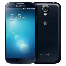 "5"" Samsung Galaxy S4 SGH-I337 16GB Libre TELEFONO MOVIL NEGRO Black"