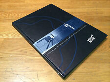 Libro Book MONTBLANC Writing Instruments Collection 2013/2014 ESP - 100% Genuine
