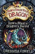 How to Steal a Dragon's Sword by Cressida Cowell (Paperback, 2011)