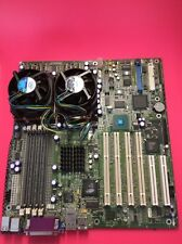 Intel SE7501BR2 Server Motherboard with Dual Intel XENON 3.06Ghz - No RAM.