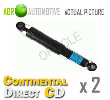 2 x CONTINENTAL DIRECT REAR SHOCK ABSORBERS SHOCKERS STRUTS OE QUALITY GS3171R