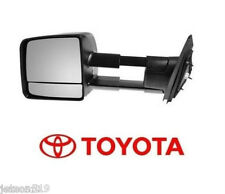 Toyota Tundra Towing Mirror LEFT Genuine OE OEM
