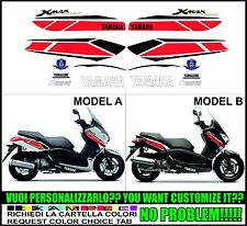 kit adesivi stickers compatibili xmax 2010 - 2013 125 250 400 50 th anniversary