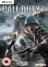 Call of Duty 2 PC New and Sealed 5030917031885