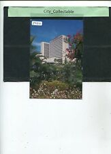 P534 # MALAYSIA USED PICTURE POST CARD * MIRAMAR SINGAPORE HOTEL