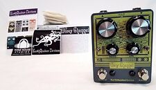 Earthquaker Devices Gray Channel Overdrive Effect Pedal Grey NEW w/ case candy