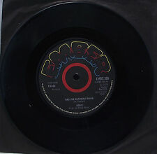 "ROBIN - BACK ON WATERSHIP DOWN 7"" Vinyl Single 45rpm Excellent"