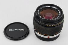 "#1186""""""Excellent++"""""" OLYMPUS OM-SYSTEM ZUIKO MC AUTO-W 28mm F/2 from JAPAN"