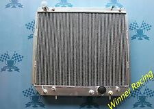 aluminum radiator fit for Jeep GRAND CHEROKEE WJ/WG 3.1 TD A/T 1999-2005