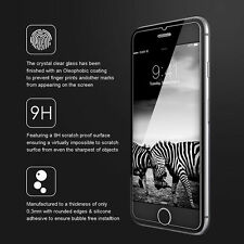 iPhone 6 Screen Protector Tempered Glass Curved Anti Fingerprint LCD Protection